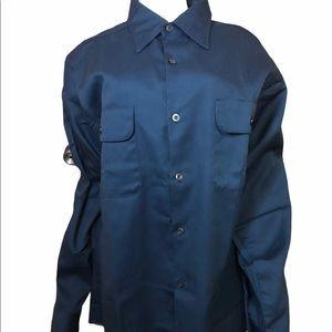 Big Yank Work-Mates Union Made Button Down Shirt